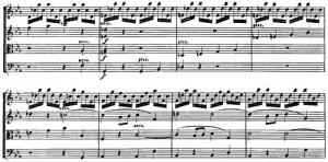Beethoven aktiv über Saiten
