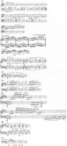 Brahms II Noten b+