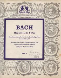 Concert Hall Magnificat +