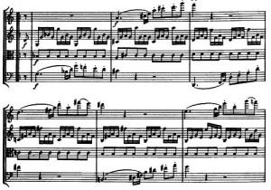 Haydn Aktiv über Saiten