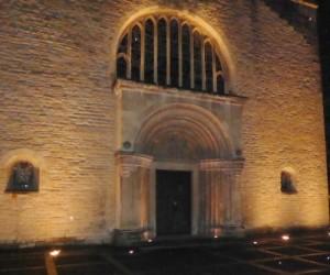 Münster am Abend Ludgeri 141104
