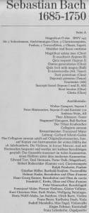 Magnificat Mitwirkende 1972+