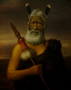 Maori Eruera_Maihi_Patuone,_by_Gottfried_Lindauer