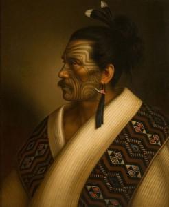 Maori Kamariera_Te_Hau_Takiri_Wharepapa_by_Gottfried_Lindauer