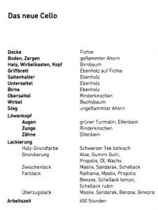 Solingen Konzert 141123 Celloteile