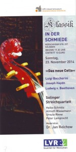 Solingen Konzert 141123 kl
