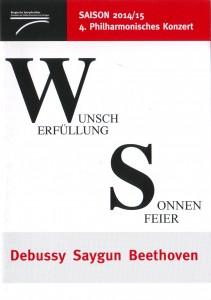 Solingen Saygun Konzert 1