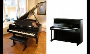 Flügel & Klavier