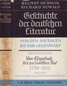 Literaturgeschichte VI