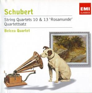 Schubert Belcea a