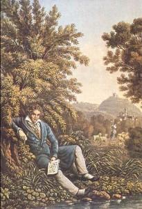 Beethoven_AlmanachDerMusikgesellschaft_1834