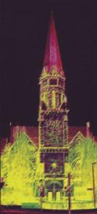 Hannover Handzettel Kirche