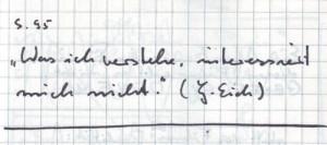 Notizbuch 93 Eich