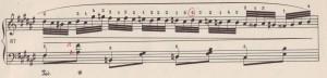 Chopin Impromptu Fis b