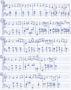 Chopin Impromptu Mod Übung