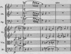 Mozart g-moll Zweites Th