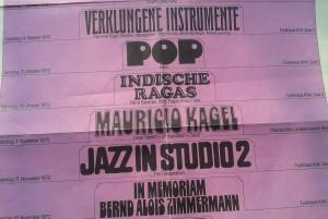 WDR Nachtmusik 1972 Detail