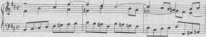 Bach h-moll