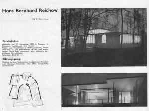 Hans Bernhard R Haus