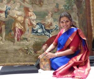 Indisches Konzert Kala Ramnath 150311