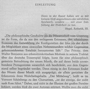 Adorno Benjamin-Zitat