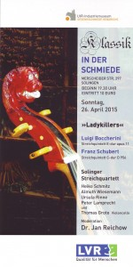 Kammerkonzert 150426
