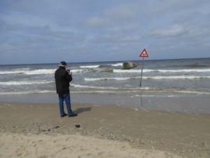 Gefahren des Meeres