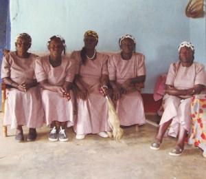 Kenya Ogoya Frauengruppe