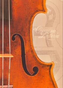Geige Cremona Decke