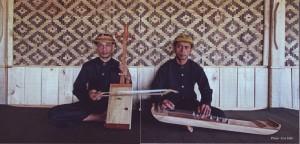 Java Sunda 2 Musiker