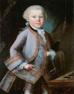 Mozart 1763
