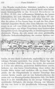 Schubert D 951