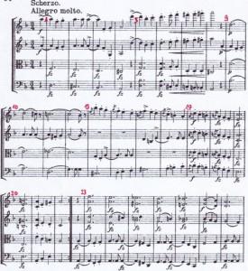 Schubert Scherzo
