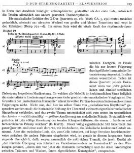 Vetter Schubert Quartett G