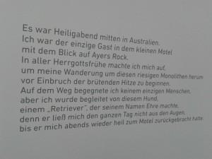 Wim Wenders Austral Hund Text 15-06-25
