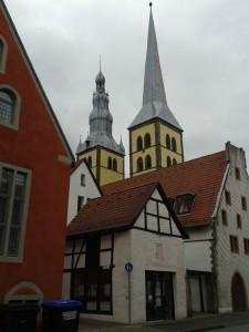 Lemgo St Nicolai fern