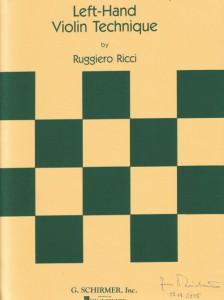 Ricci Left Hand