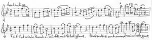 Schubert 2 Melodien