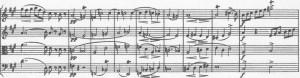 Schubert Melodien a-moll Qu