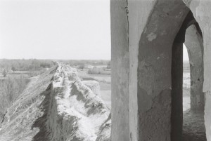 Afgh 1974 Balkh Stadtmauer kl