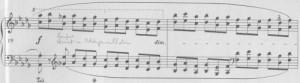 Chopin Quinten & Oktaven