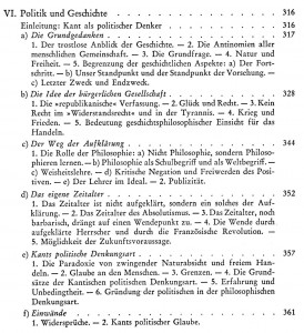 Jaspers Kant