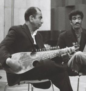 Afghan Mohammad Omar Rubab 1974