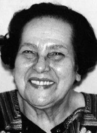 HM die Professorin Latifa az-Zayyât