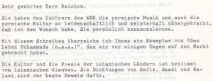 Kermani Muhammad Brief