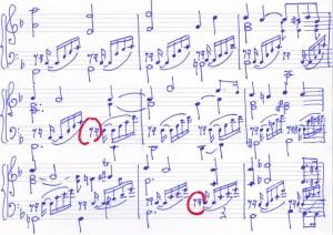 Schumann Adagio Auszug