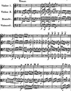 Brahms B-dur