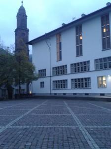 Heidelberg Neue Aula der Universität
