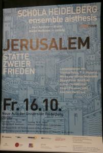 Heidelberg Plakat x
