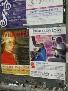 Heidelberg Plakate a